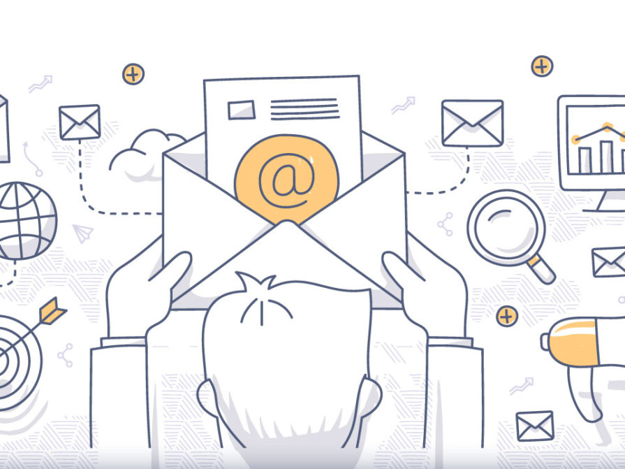Vellykket e-postmarkedsføring – kort oppsummert i 8 punkter.