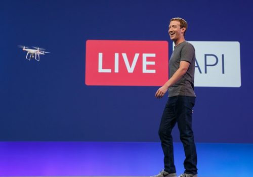 Facebook F8 nyheter